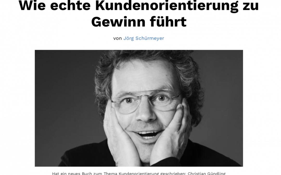 Interview in der NordWest-Zeitung – Kundenorientierung.coach